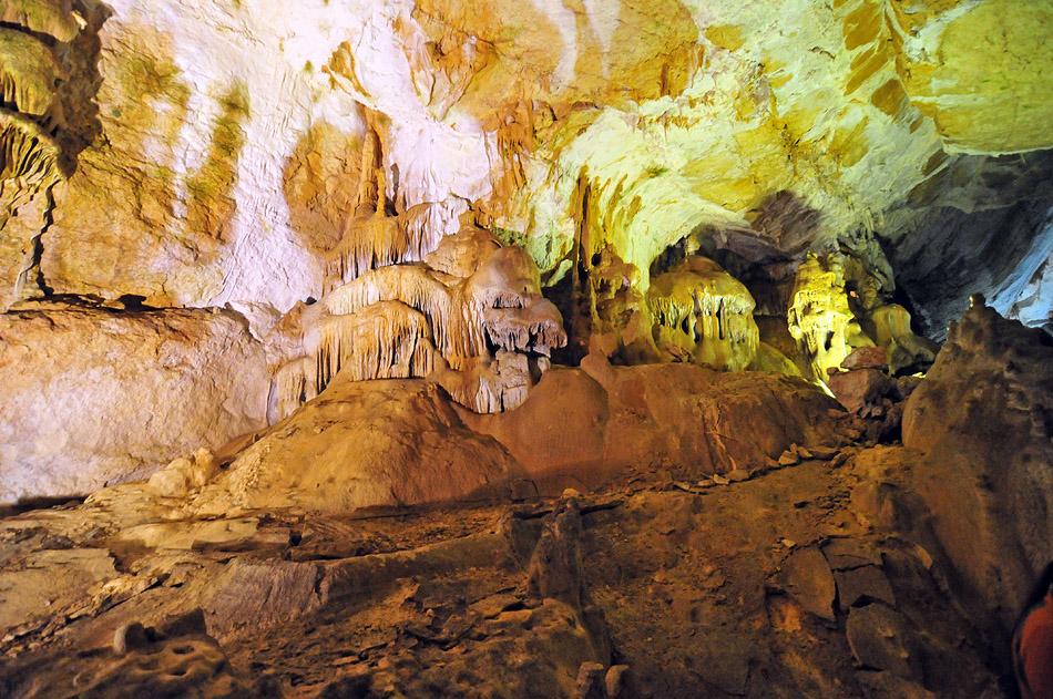 3849533810 dd7f259d84 o Мраморная пещера в Крыму