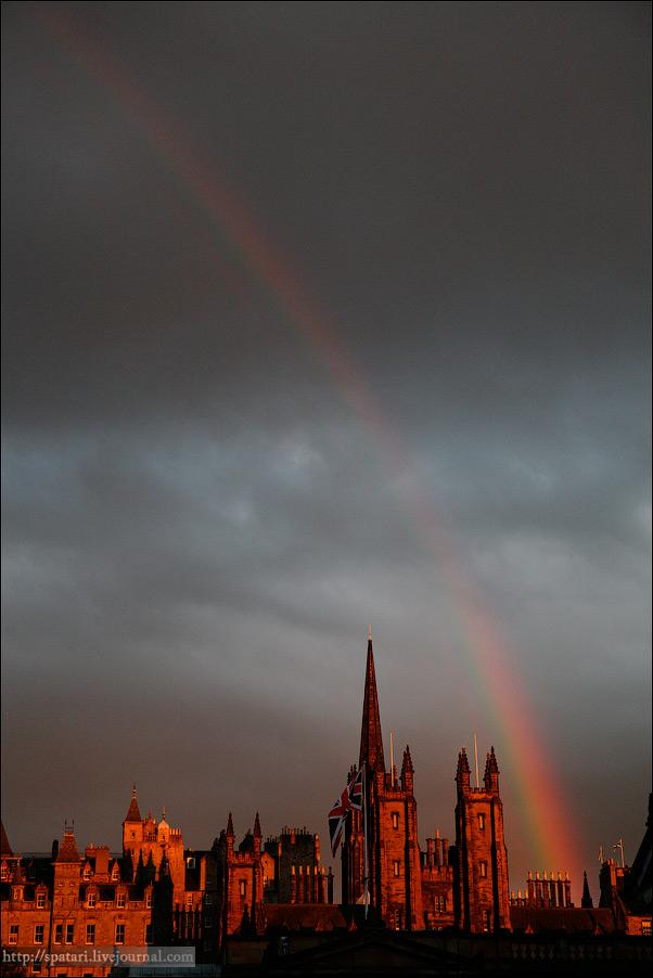 15) Сегодня Эдинбург – это место где проводится ежегодный летний фестиваль искусств.