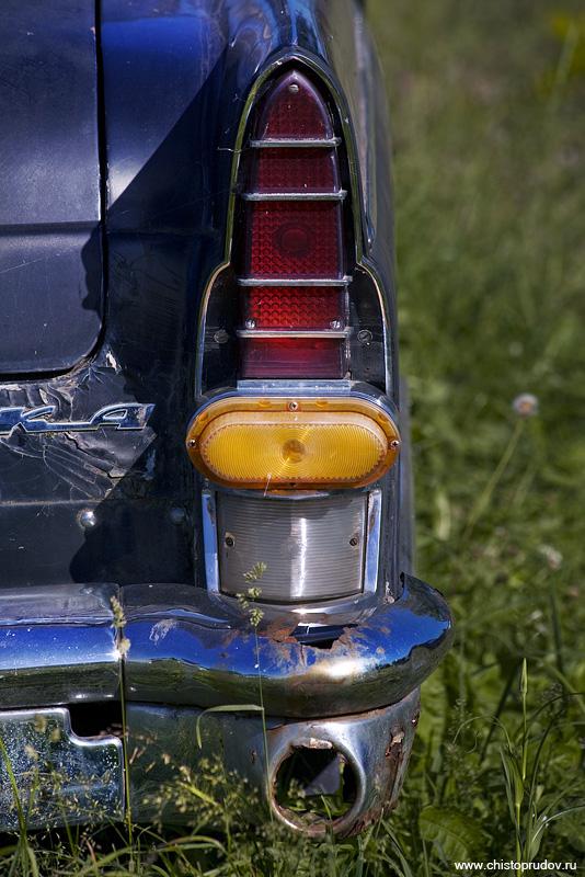 38) Большинство конструктивных решений этой машины были новинками в отечественном автомобилестроении.