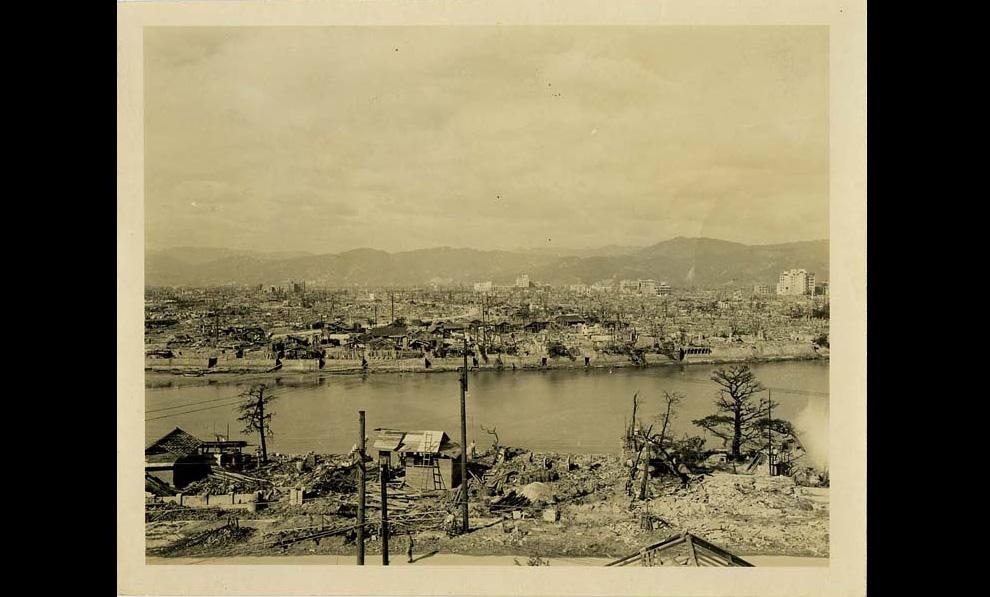 h09 2006 34 страшных кадра в память о Хиросиме