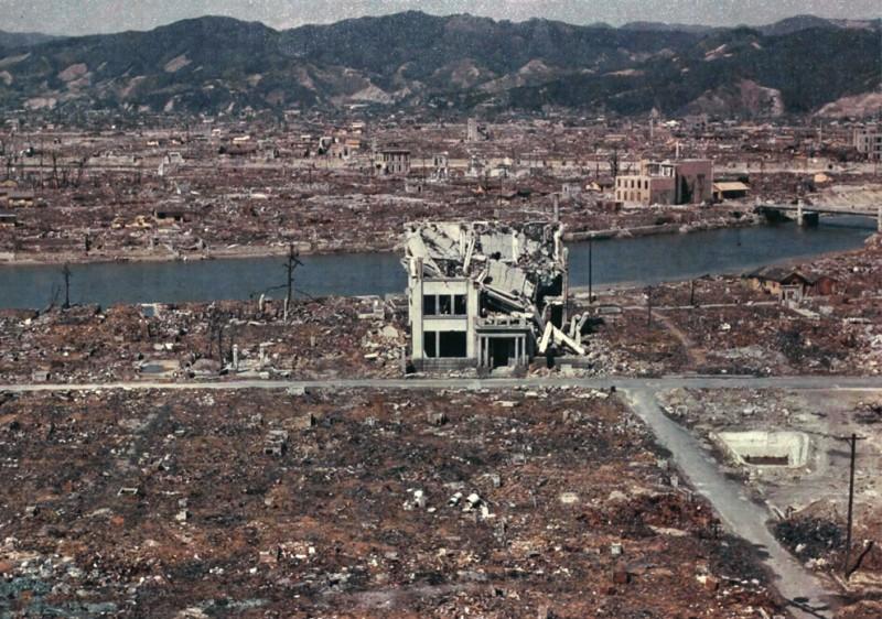 Хиросима — 64 года спустя