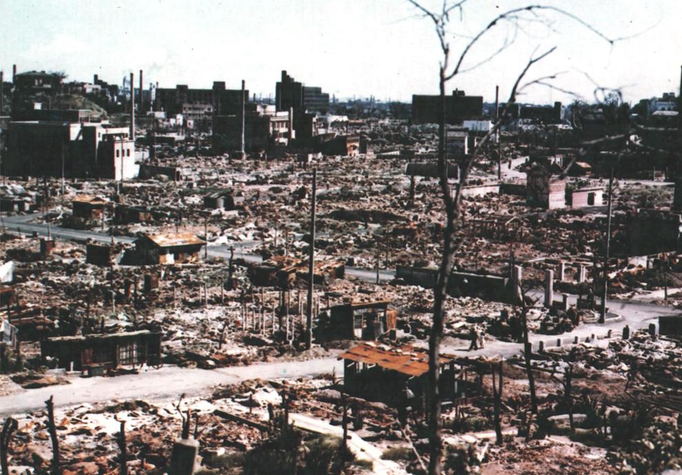 h21 3800 34 страшных кадра в память о Хиросиме