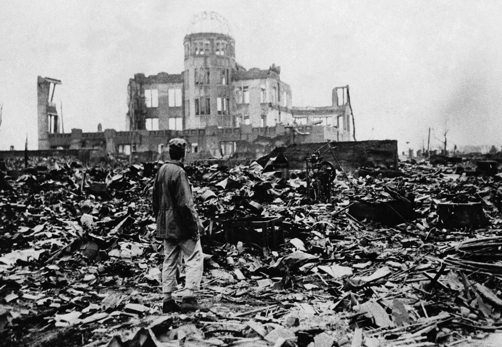 h29 1977 34 страшных кадра в память о Хиросиме