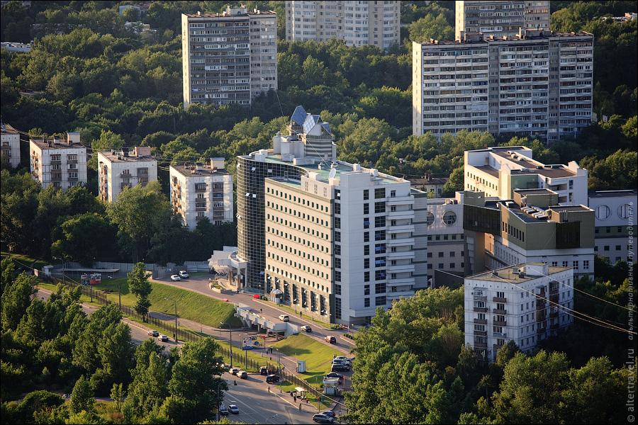 31 клиническая больница на ул. Лобачевского.