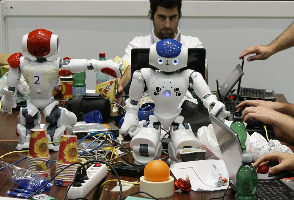 Все лучшие картинки роботы