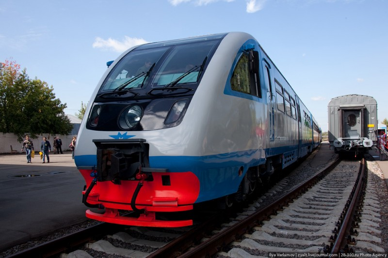 II Международный железнодорожный салон «ЭКСПО 1520»
