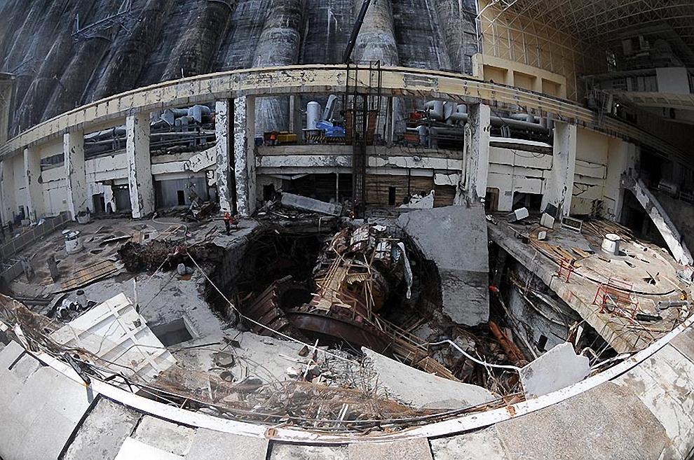 4) Причины аварии на Саяно-Шушенской ГЭС в Хакасии могут быть установлены в течение ближайших двух недель.