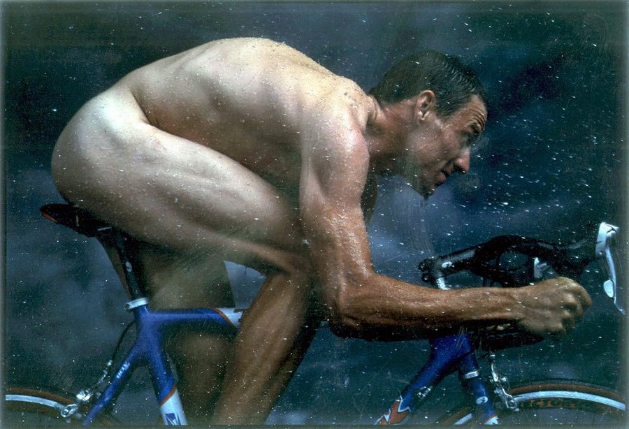 Nude lance armstrong