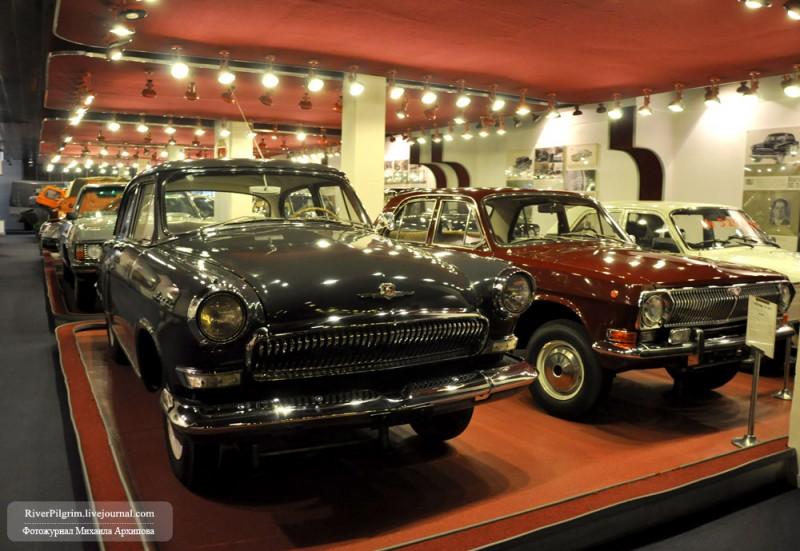 Музей истории Горьковского автомобильного завода (ОАО «ГАЗ»)