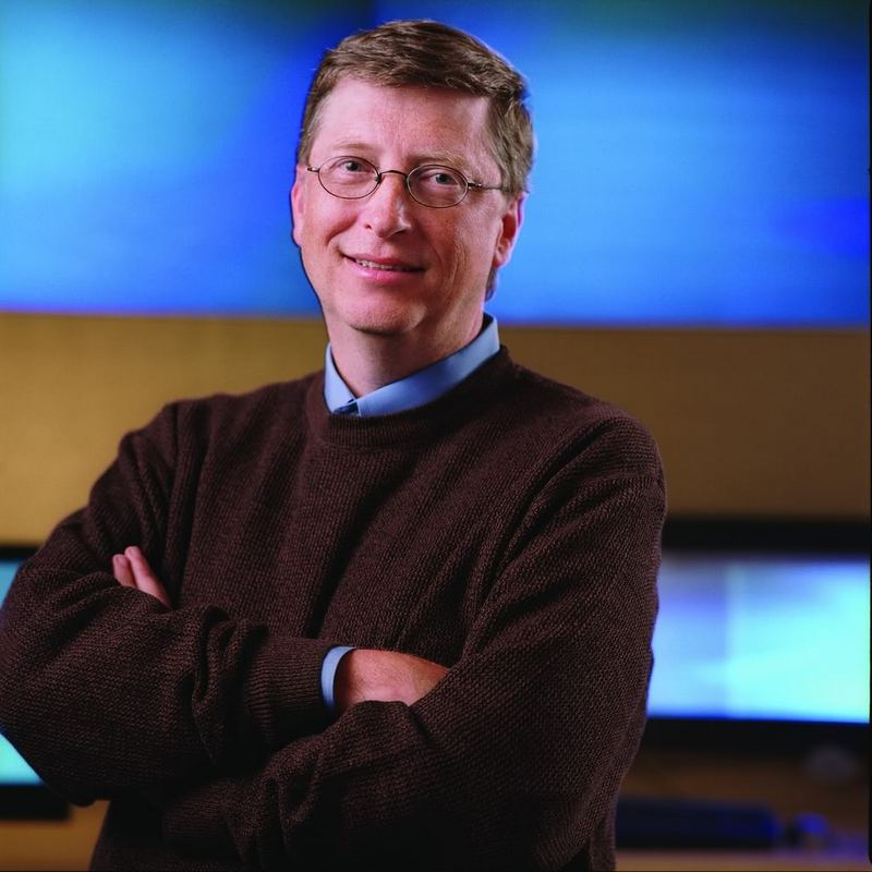 an introduction to the life of bill gates a great man and genius Bill gates : the tony stark of our era this post is completely my own formulation and the thoughts here are completely my.