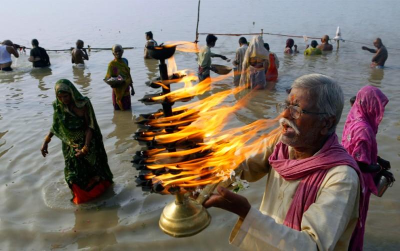 Индуистские фестивали и ритуалы