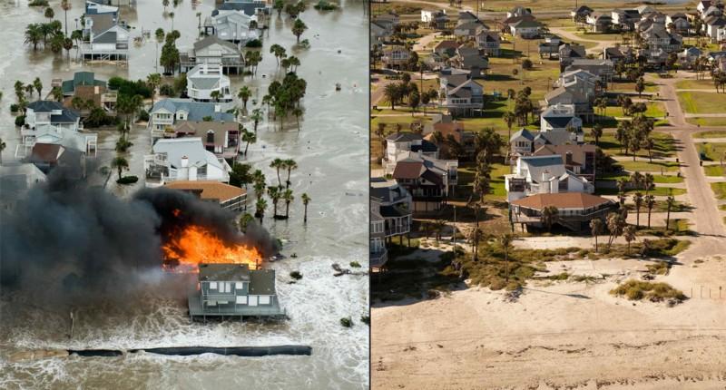 Ураган Айк - год спустя