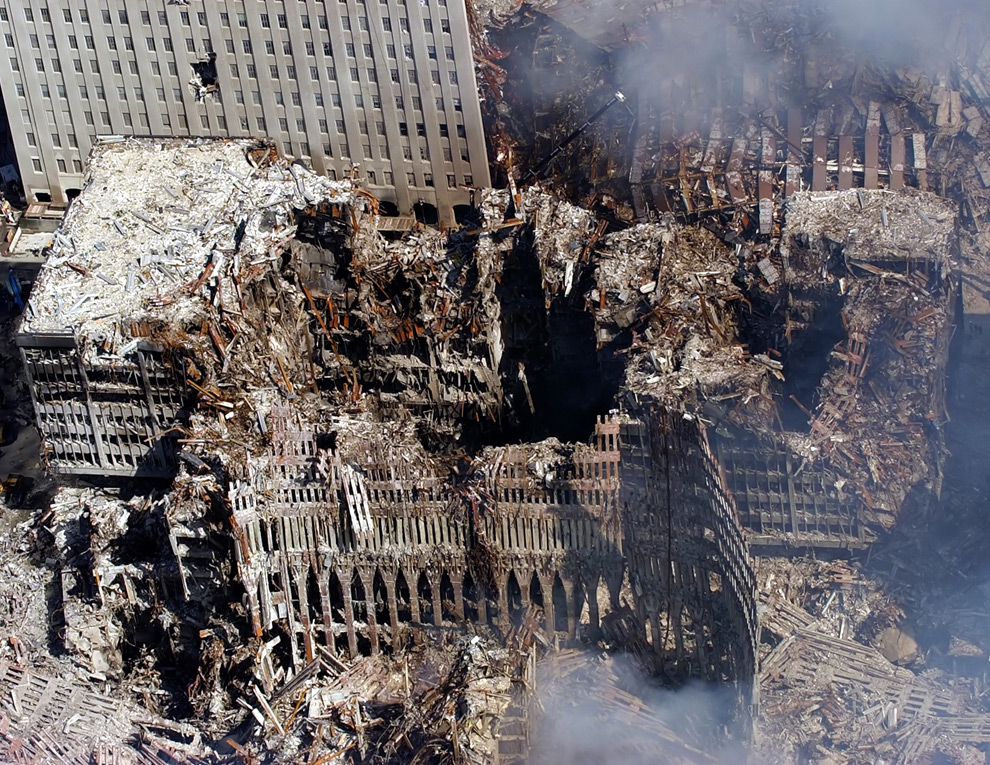 the twin towers collapse The lead investigator for the us team that studied the twin towers' collapse puts the lie to conspiracy theories.