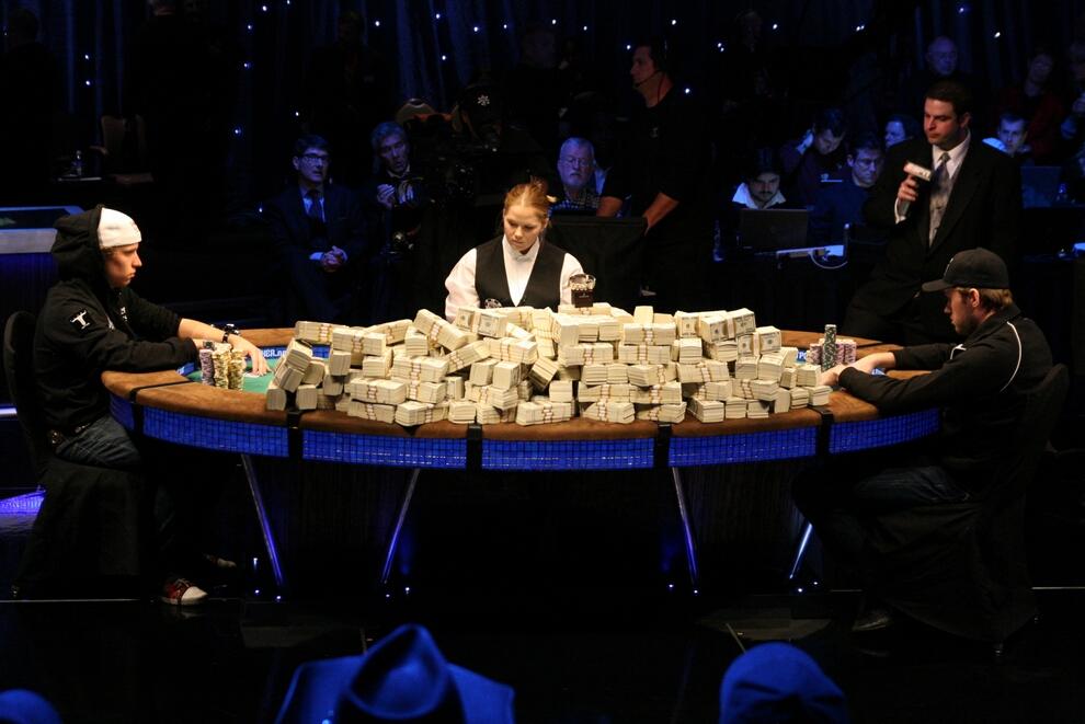самый большой проигрыш в казино в мире