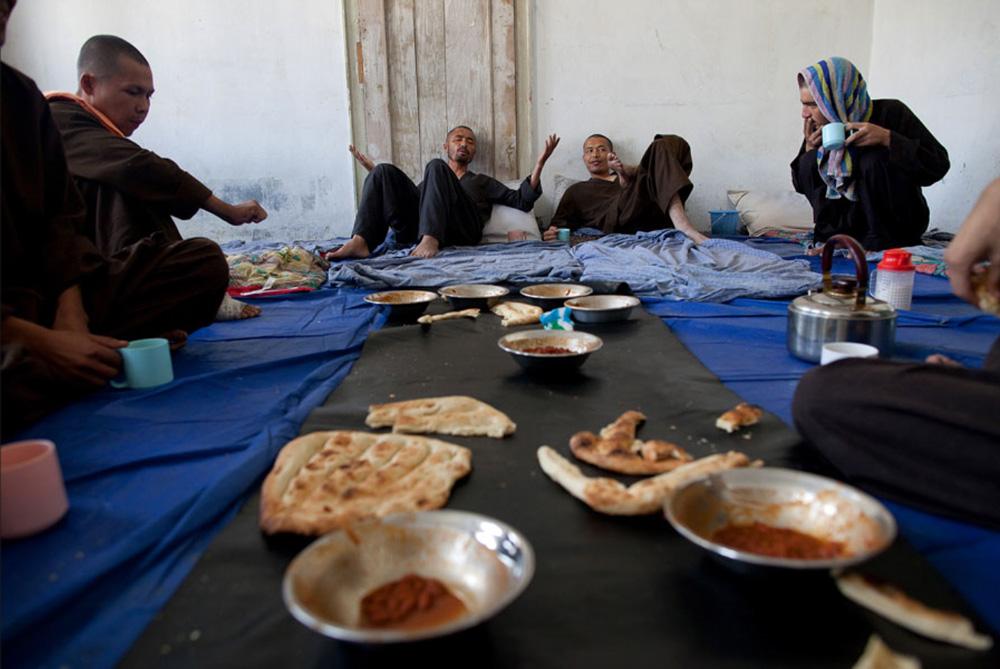 0414 Лечение наркоманов в Кабуле