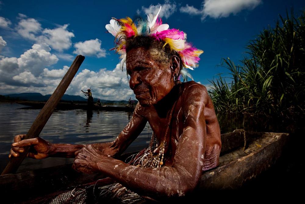 Секс в племени новая гвинея