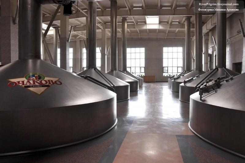 Очаковской завод полупивных напитков