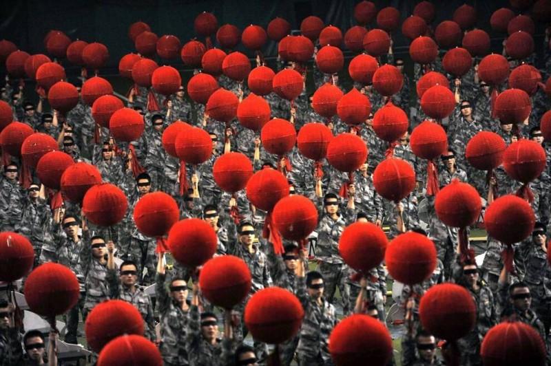 Китай празднует