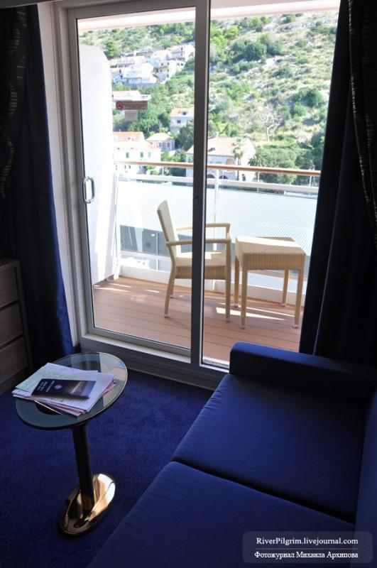 28) Балкон