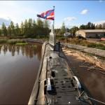 Подводная лодка Б440