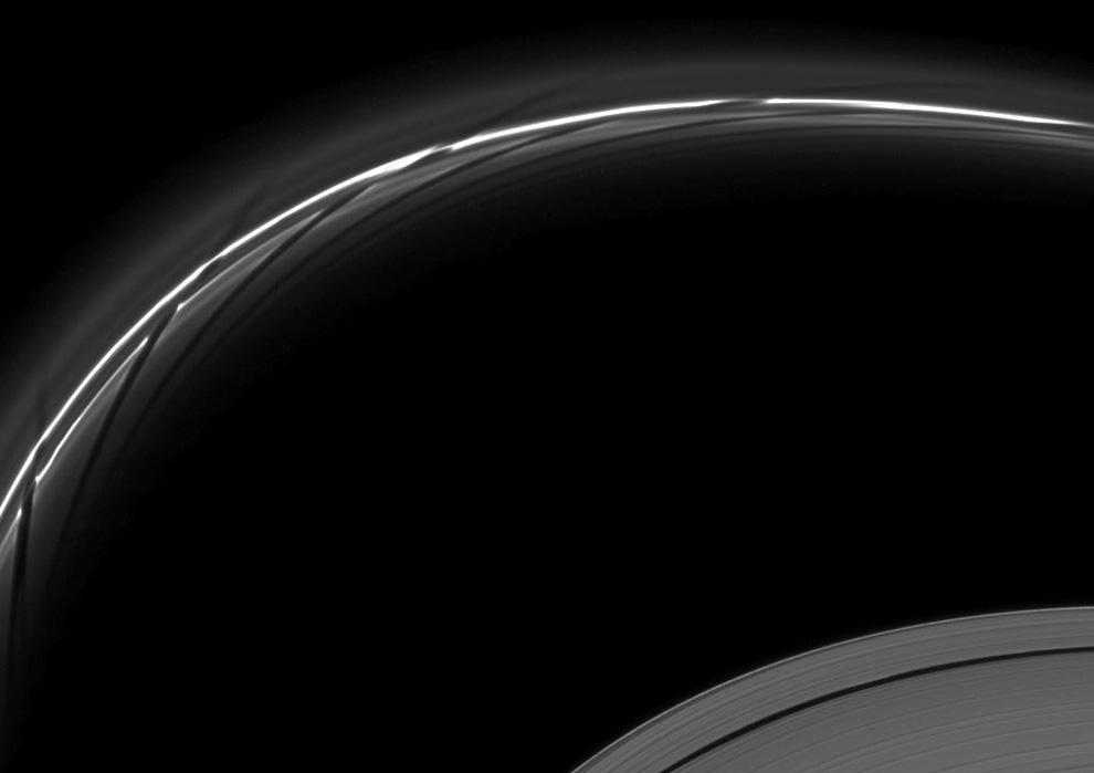 s11 pia1 Равноденствие на Сатурне