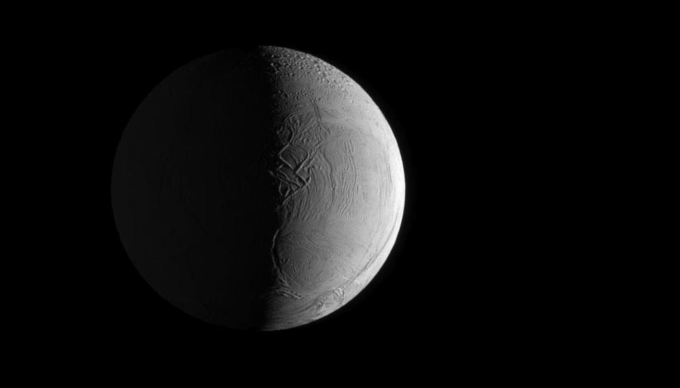 s13 pia1 Равноденствие на Сатурне