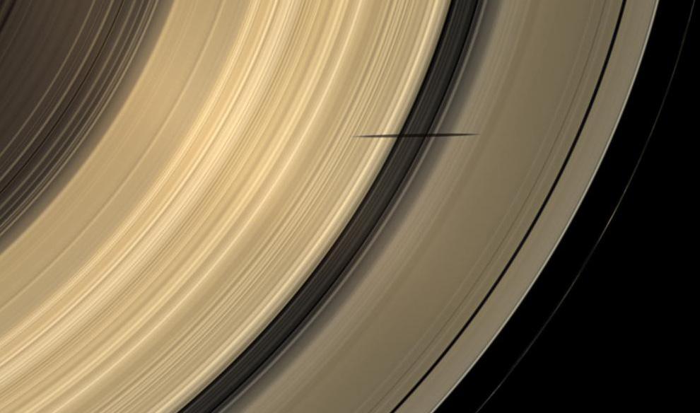 s14 pia1 Равноденствие на Сатурне