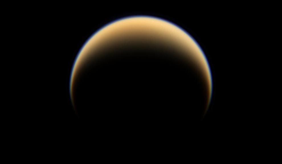s16 pia1 Равноденствие на Сатурне