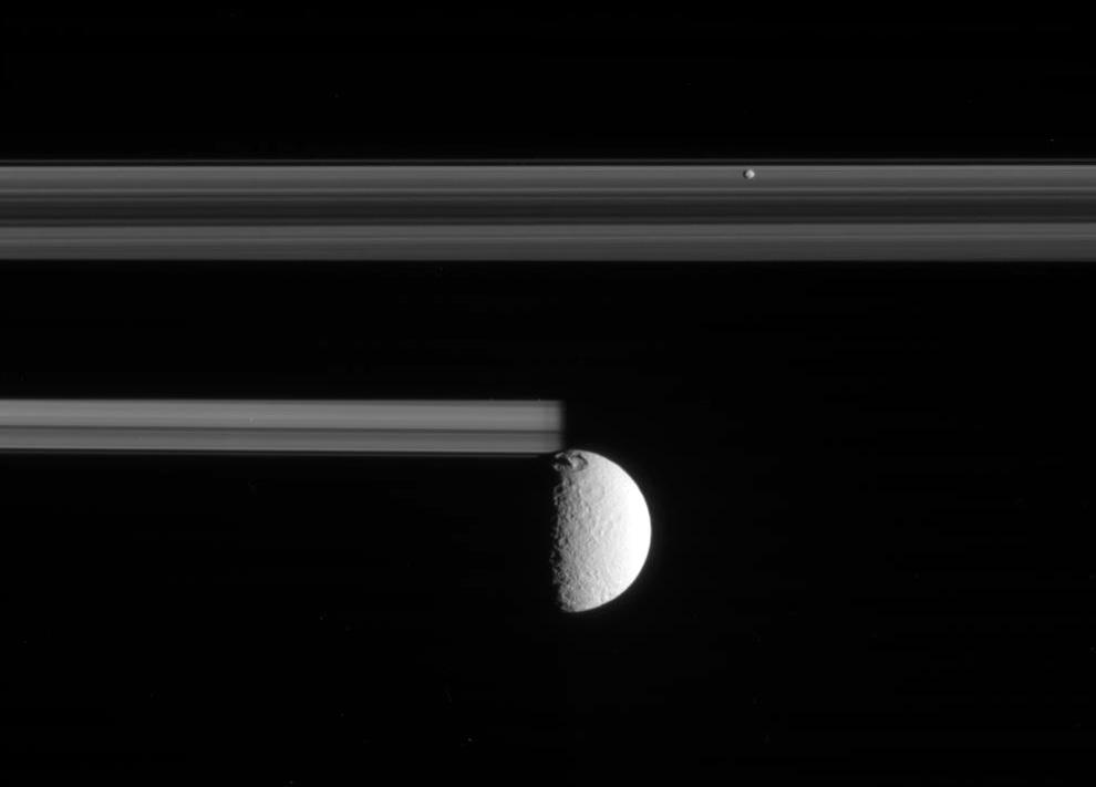 s23 n001 Равноденствие на Сатурне