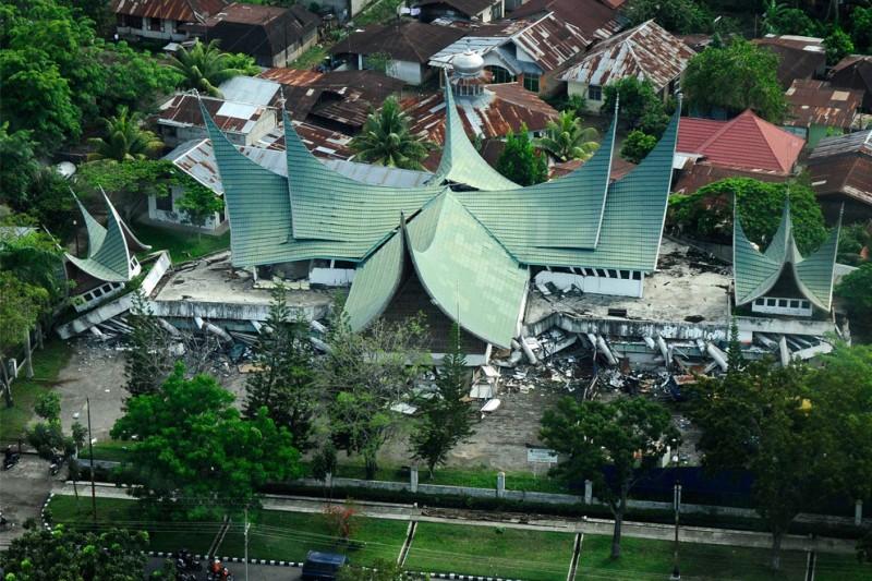 Землетрясение на Суматре