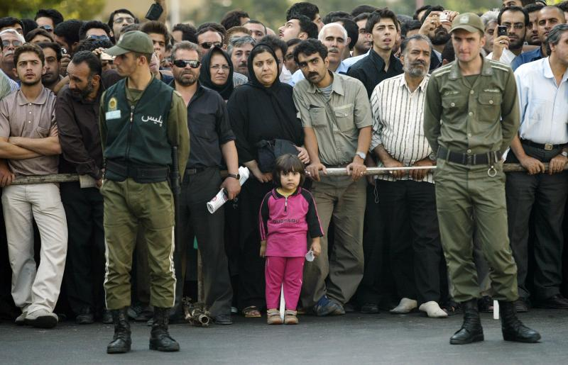 0112 Публичная казнь в Иране