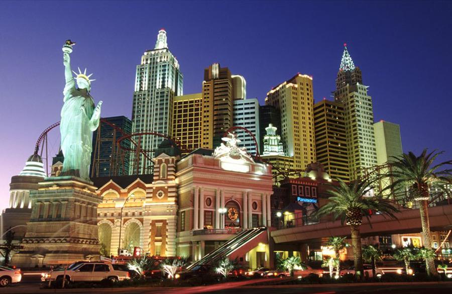 город где есть казино