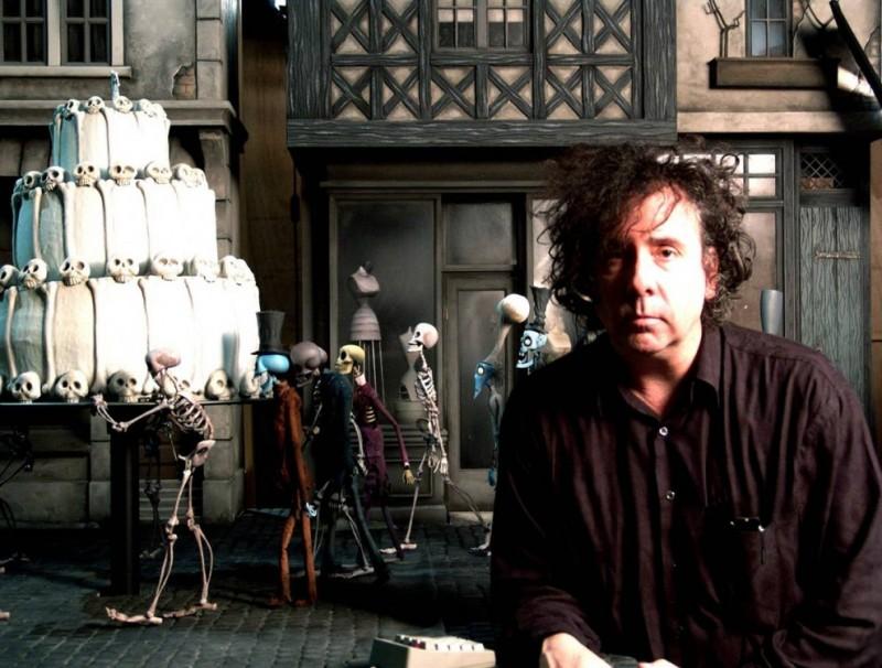 Тим Бёртон - режиссер, художник, творец
