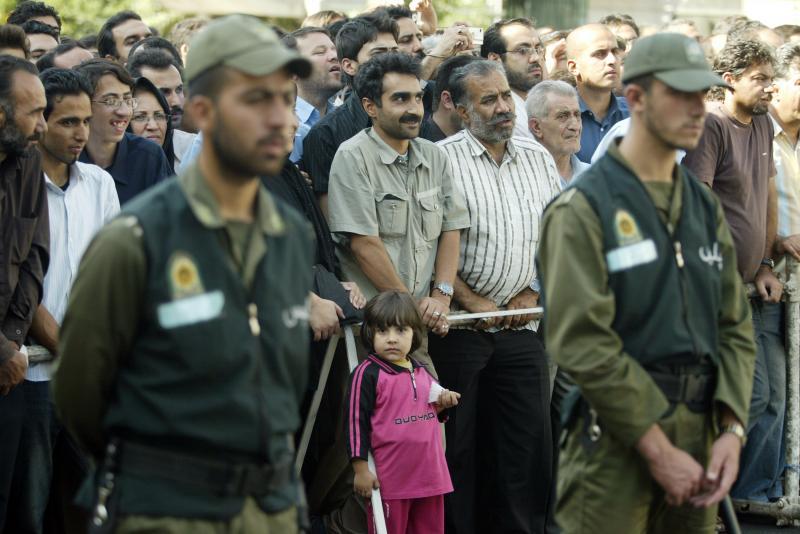 1313 Публичная казнь в Иране