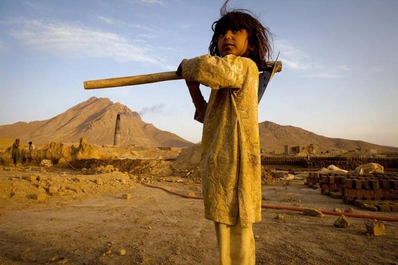 Завод в Кабуле