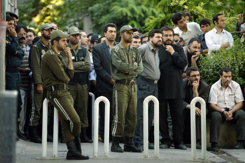 1412 Публичная казнь в Иране