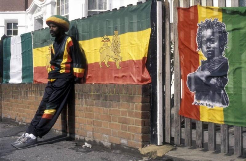 Растафари в Лондоне