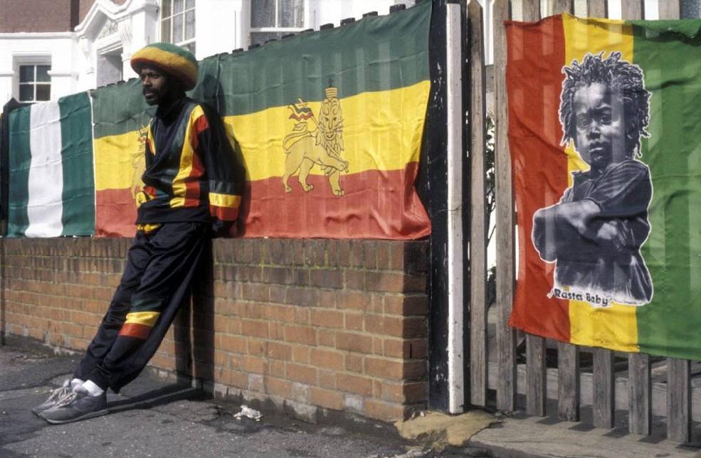 2. Центр растафариан в Лондоне.