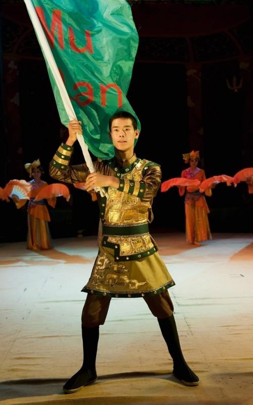 13) Китайский государственный цирк. (Marco Secchi/Getty Images)