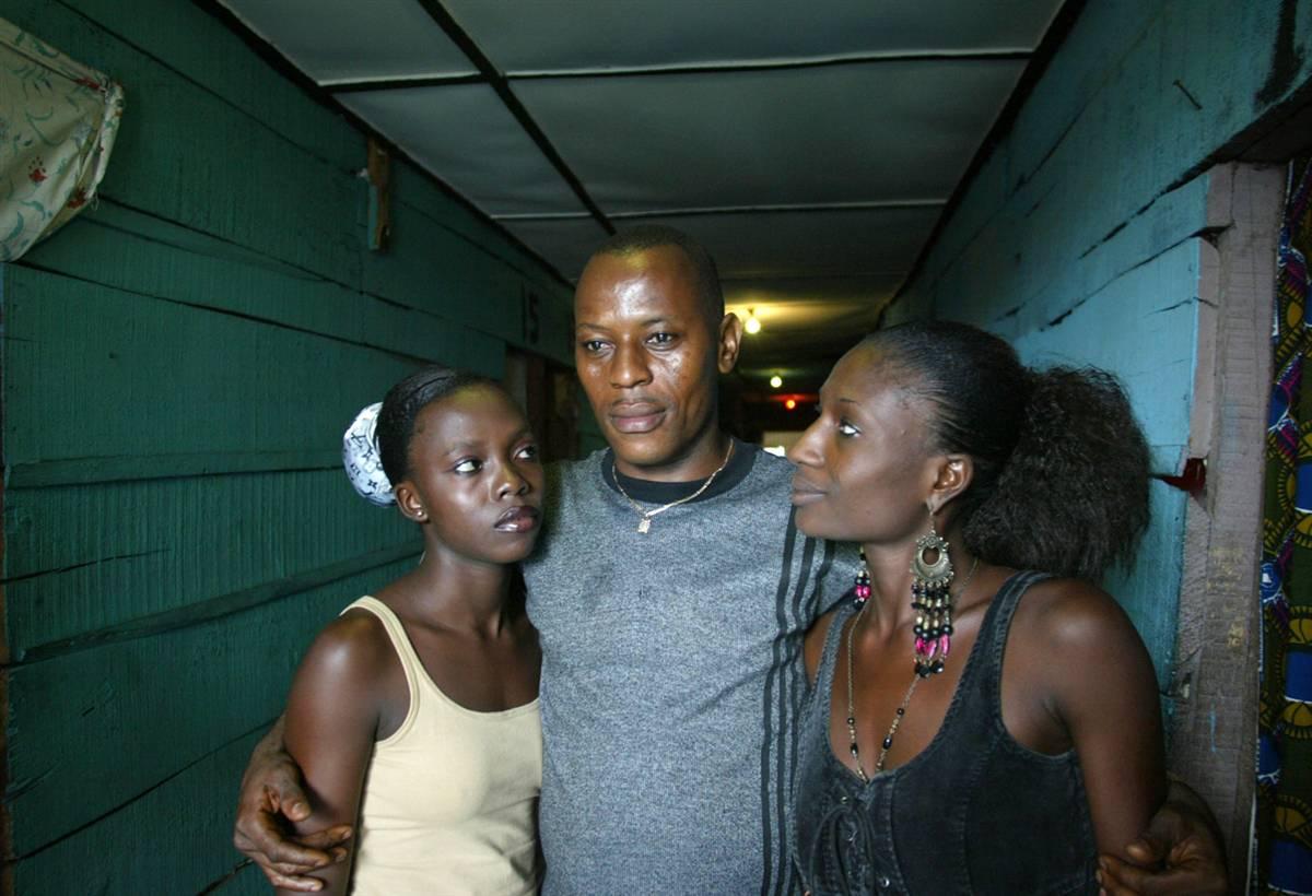 база африканские проститутки в россии автора