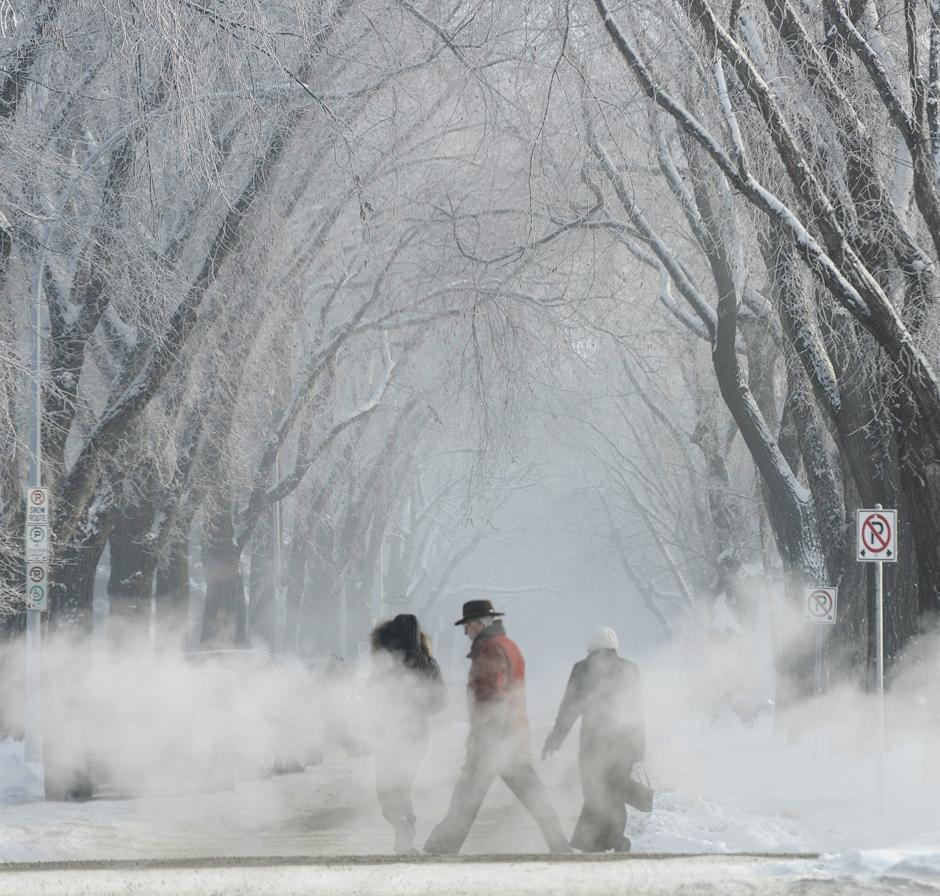 4. Согласно информации издания «Environment Canada», 13 декабря 2009 года Эдмонтон стал самым холодным местом в Северной Америке, поскольку температура в некоторых районах достигла -40.