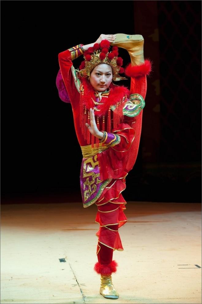 11) Фотосессия Китайского государственного цирка в Лондоне. (Marco Secchi/Getty Images)