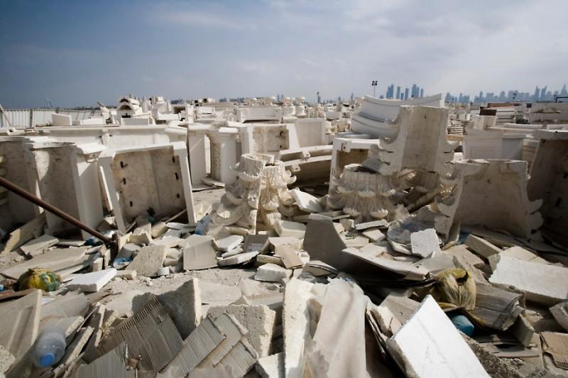 Дубаи и финансовый кризис