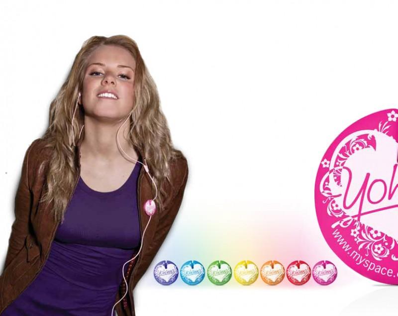 9. Yohanna – участник Евровидения в Москве! Её официальный спонсор – Magneat, также выпущена совместная с ней коллекция Magneat