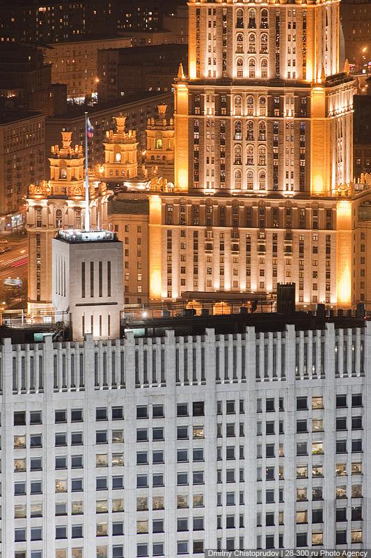10) Белый дом и Украина.