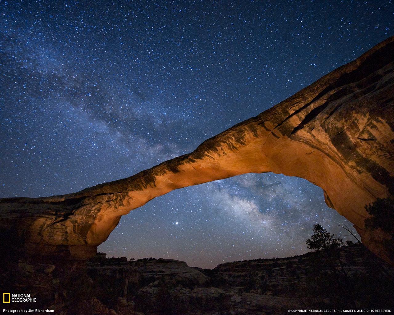 10) Природный мост Овачома.