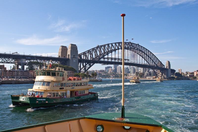 Немного о Сиднее