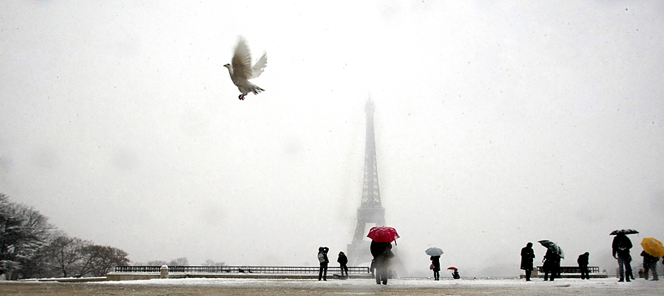 APTOPIX France Weather