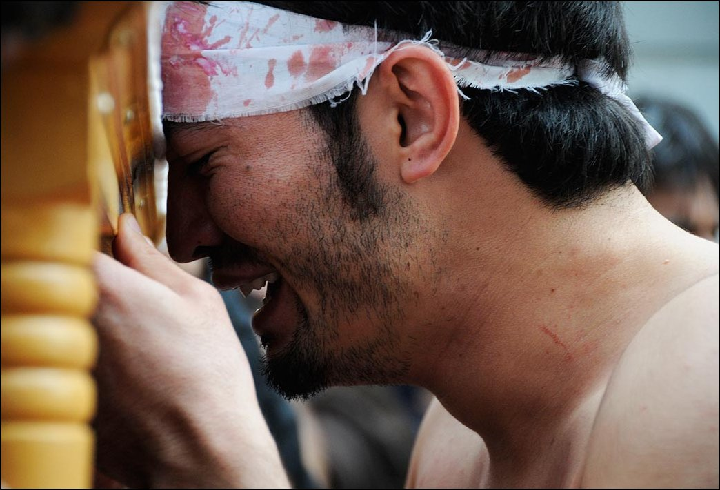 24) © Marita Pappa, AP // Шииты в Греции.