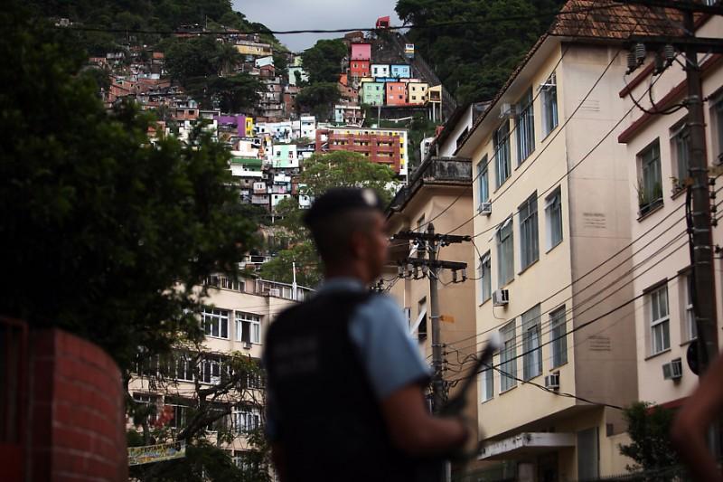 Трущобы Рио